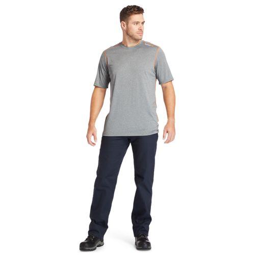 Men's Timberland PRO® Big & Tall Wicking Good Sport Short-Sleeve T-Shirt-