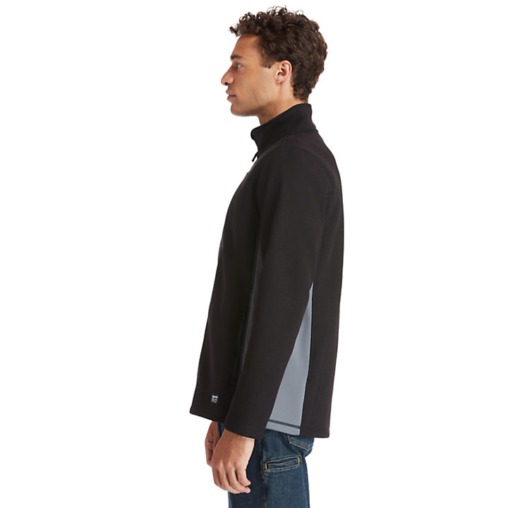 Men's Timberland PRO® Studwall Full-Zip Fleece Shirt-