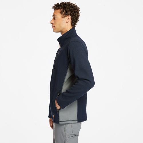 Men's Timberland PRO® Studwall Full-Zip Fleece Jacket-