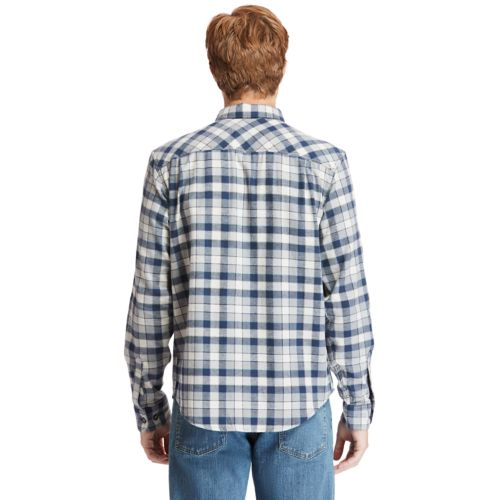 Men's Timberland PRO® Big & Tall Woodfort Flex Flannel Work Shirt-