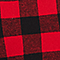 Classic Red/Black Buffalo Check