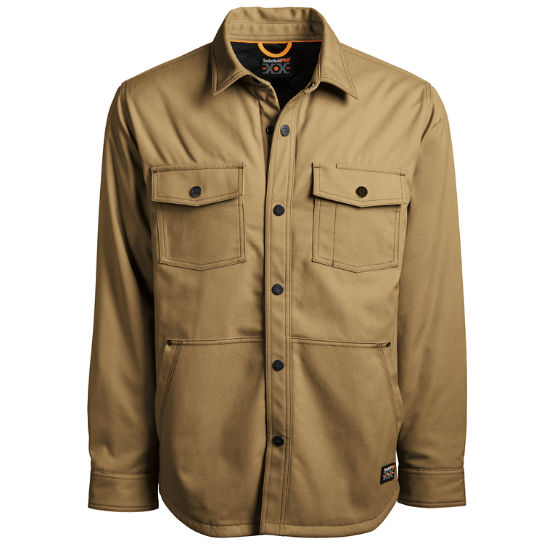 Men's Timberland PRO® 20th Anniversary Roughcast Shirt Jacket