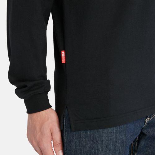 Men's Timberland PRO® Cotton Core Flame-Resistant Long-Sleeve T-Shirt-