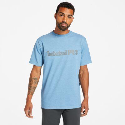 Men's Timberland PRO® Base Plate Short-Sleeve Logo T-Shirt