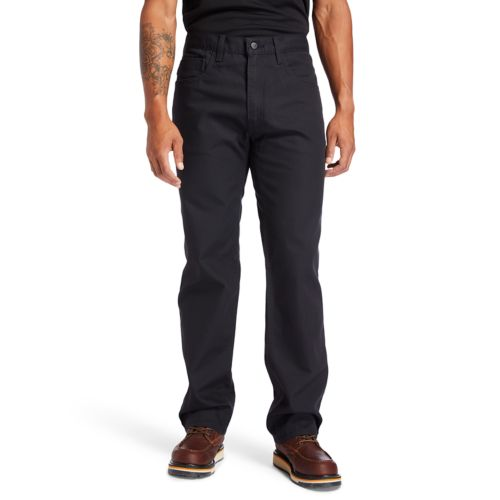 Men's Timberland PRO® 8 Series Flex Canvas Work Pants-