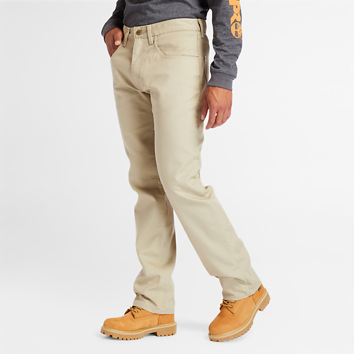 Men's Timberland PRO® 8 Series Flex Canvas Work Pant-