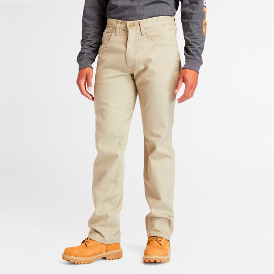 Men's Timberland PRO® 8 Series Flex Canvas Work Pant