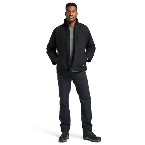 Men's Timberland PRO® Gritman Lined Canvas Jacket-