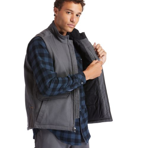 Men's Timberland PRO® 8 Series Insulated Vest-