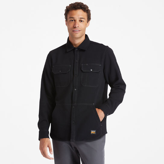 Men's Timberland PRO® Mill River Fleece Shirt Jacket