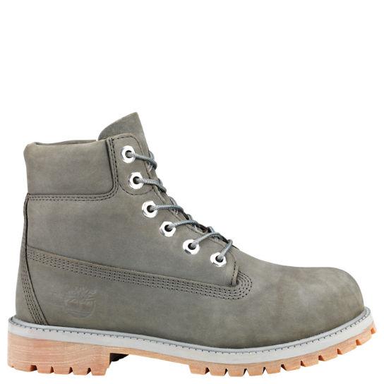 """Timberland Junior 6"""" Classic Waterproof Boot"""