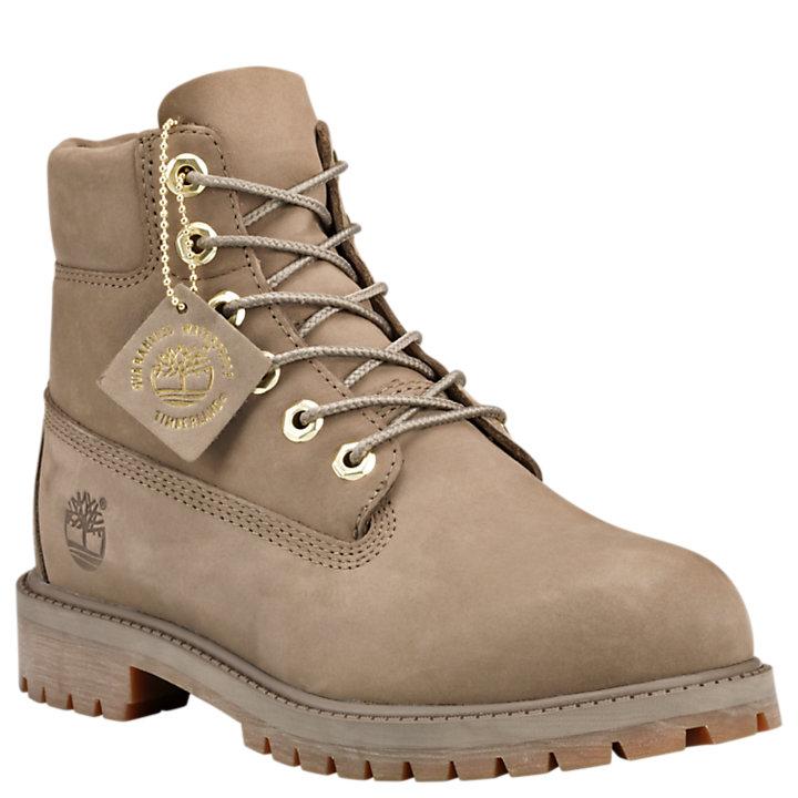 57f3c664a02 Timberland | Junior 6-Inch Premium Waterproof Boots
