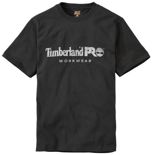 Men's Timberland PRO® Short Sleeve Logo T-Shirt