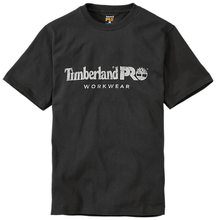 Men's Timberland PRO® Short Sleeve Logo T-Shirt-