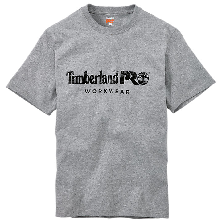 Men's Timberland PRO® Short Sleeve Logo T-Shirt-