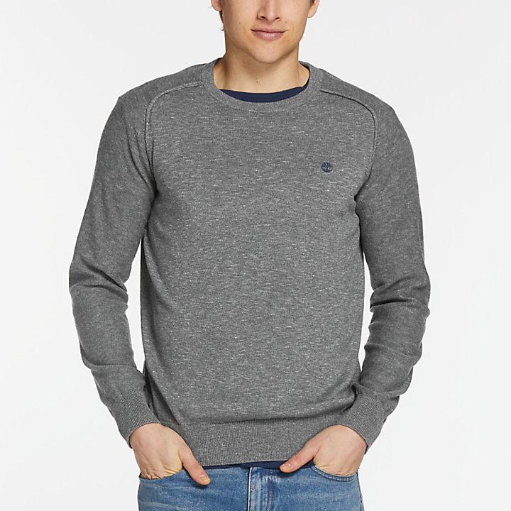 Men's Williams River Crew Neck Sweater-