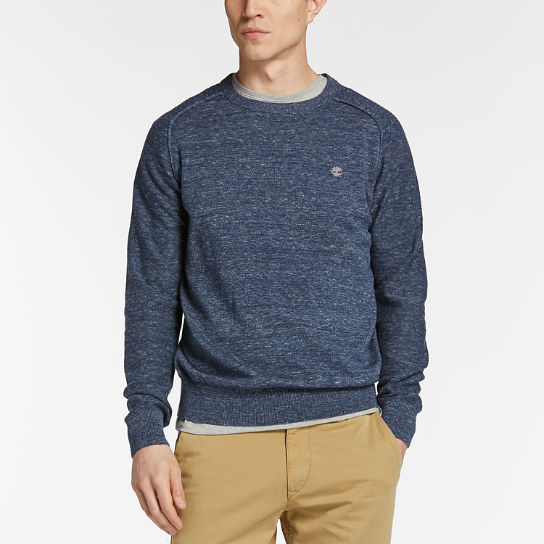 Men's Williams River Crew Neck Sweater