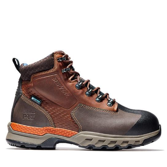 "Men's Timberland PRO® Downdraft 6"" Alloy Toe Boots"