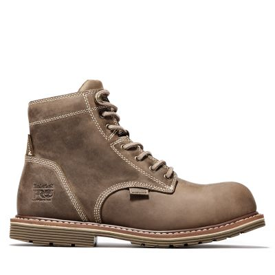 """Men's Timberland PRO® Millworks 6"""" Comp Toe Boots"""