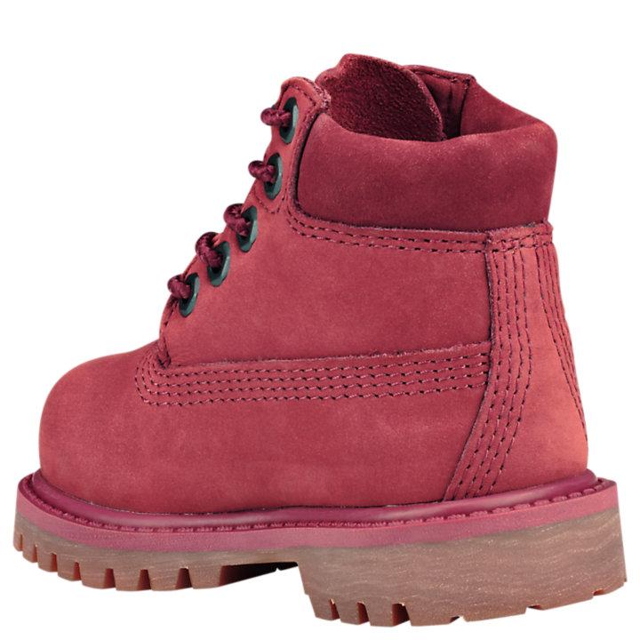 Toddler 6-Inch Premium Waterproof Boots-