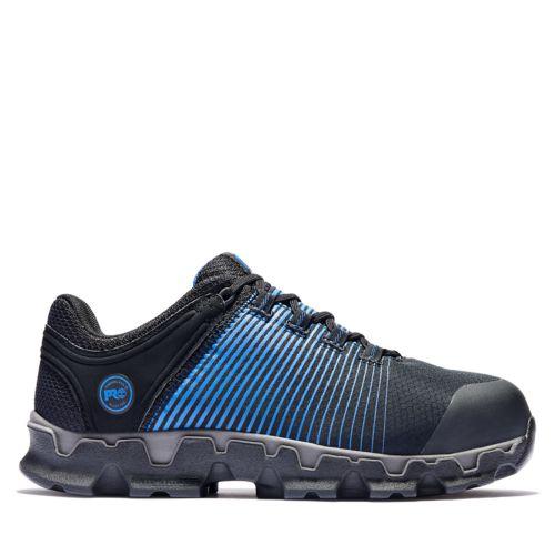 Men's Timberland PRO® Powertrain Sport Alloy Toe ESD Work Shoes-