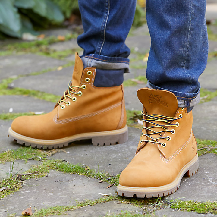 Timberland 45th Anniversary 6 Inch Premium Boots Waterproof Men/'s Boots A1VXW