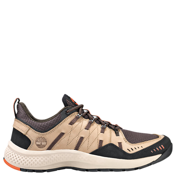 Men's FlyRoam™ Trail Low Leather Sneakers-