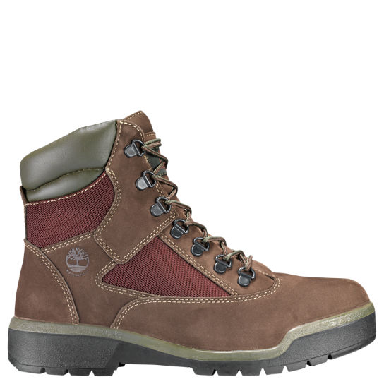 Men's Waterproof 6-Inch Field Boots