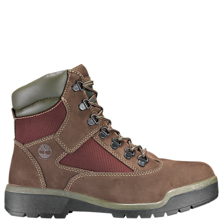 Men's Waterproof 6-Inch Field Boots-