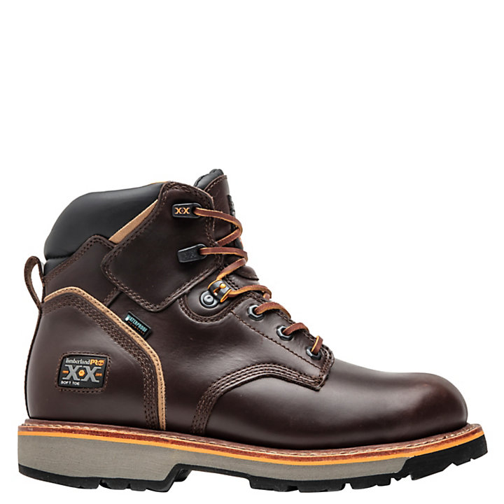 Men's Timberland PRO® 20th Anniversary Pit Boss Soft Toe Work Boots-