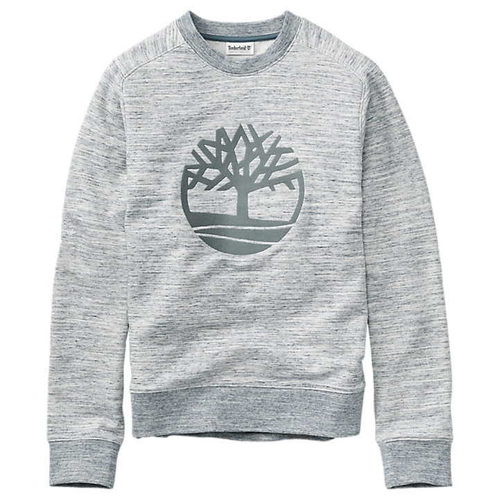Men's Red Hill River Crew Neck Sweatshirt-