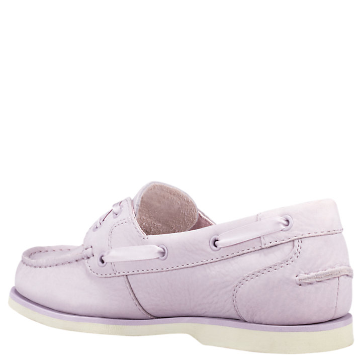 Women's Classic Unlined Boat Shoes-