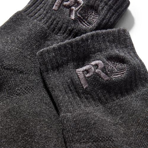 Men's Timberland PRO® Downdraft Quarter Length Boot Socks-