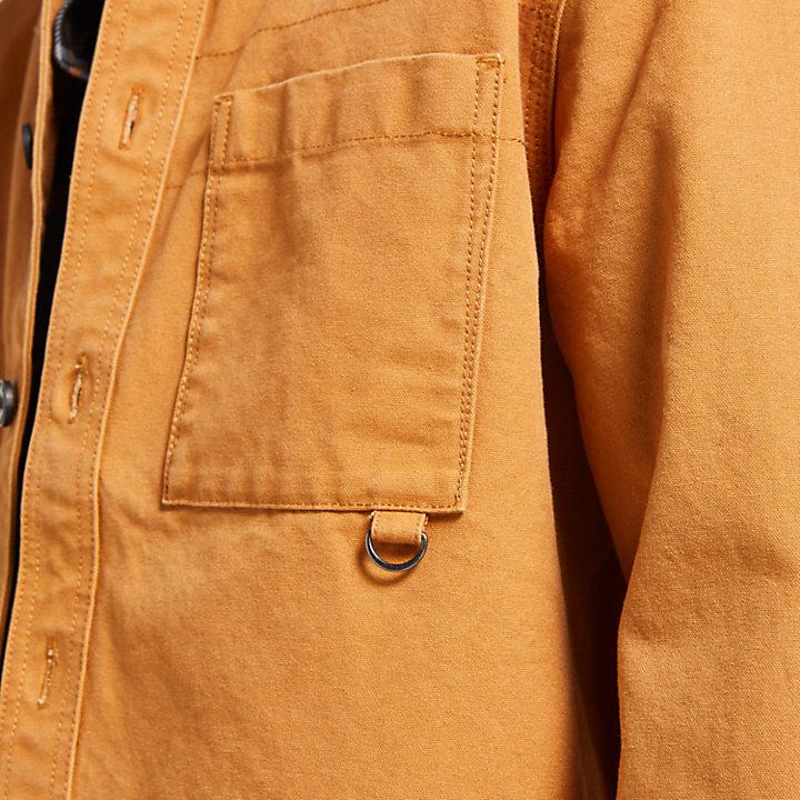 Men's Mascoma River Canvas Shirt Jacket-