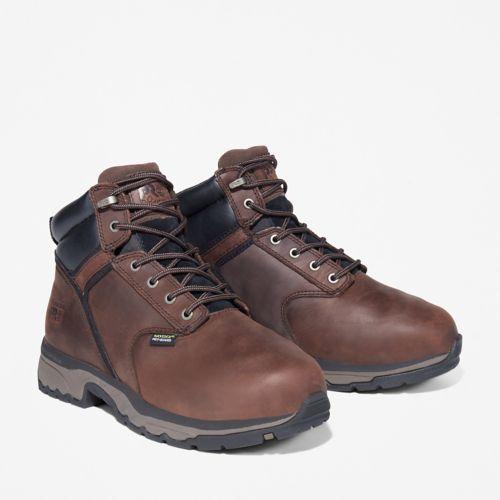 Men's Jigsaw Met Guard Steel Toe Work Boot-