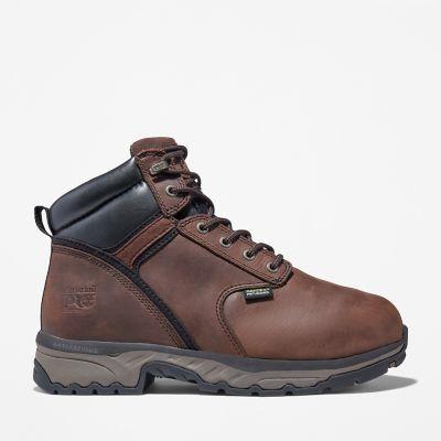 Men's Jigsaw Met Guard Steel Toe Work Boot