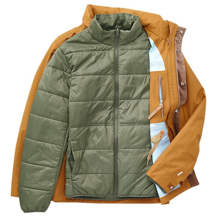 Men's Snowdon Peak 3-in-1 M65 Waterproof Jacket-