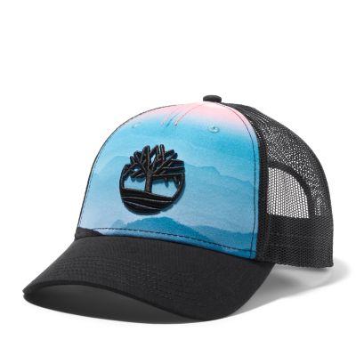 Men's Tree-Logo Trucker Hat