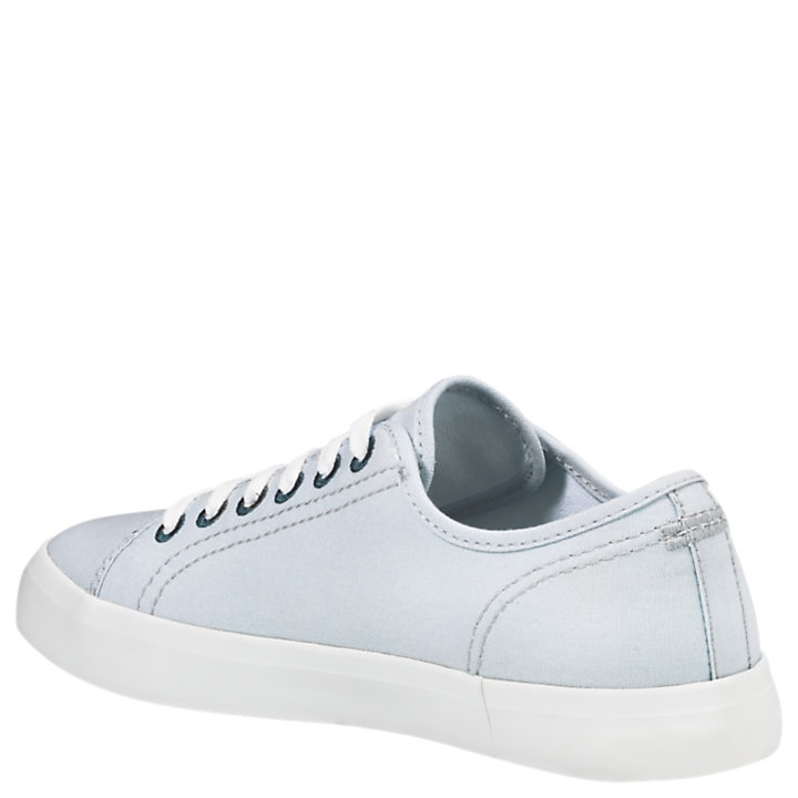 Women's Newport Bay Canvas Oxford Shoes-