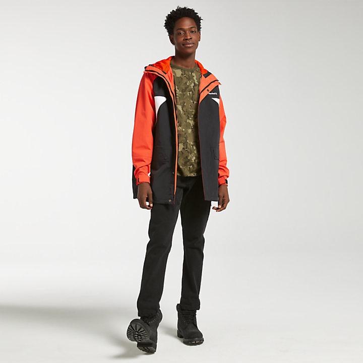 Men's Waterproof Weatherbreaker Jacket-