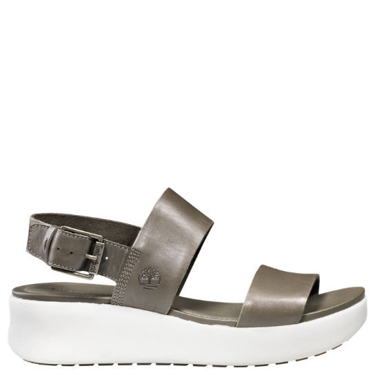 Timberland Women's Los Angeles Wind 2 Bands Sandal