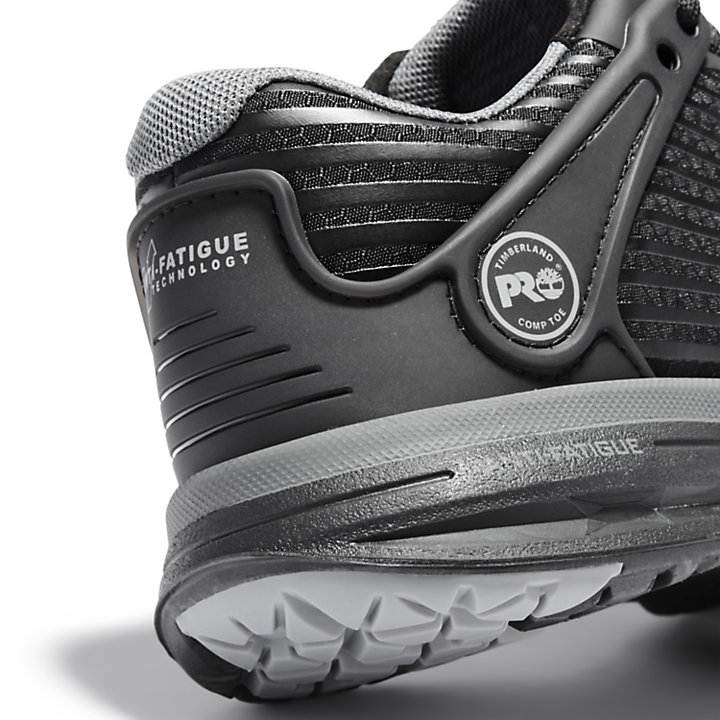 Women's Timberland PRO® Drivetrain SD35 Comp Toe Work Shoes-