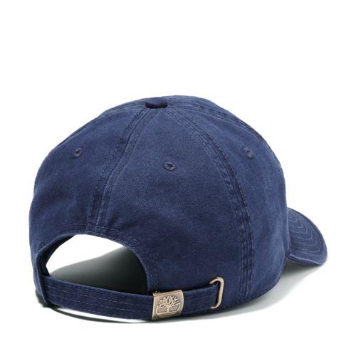 Men's Tricolor-Logo Baseball Cap-