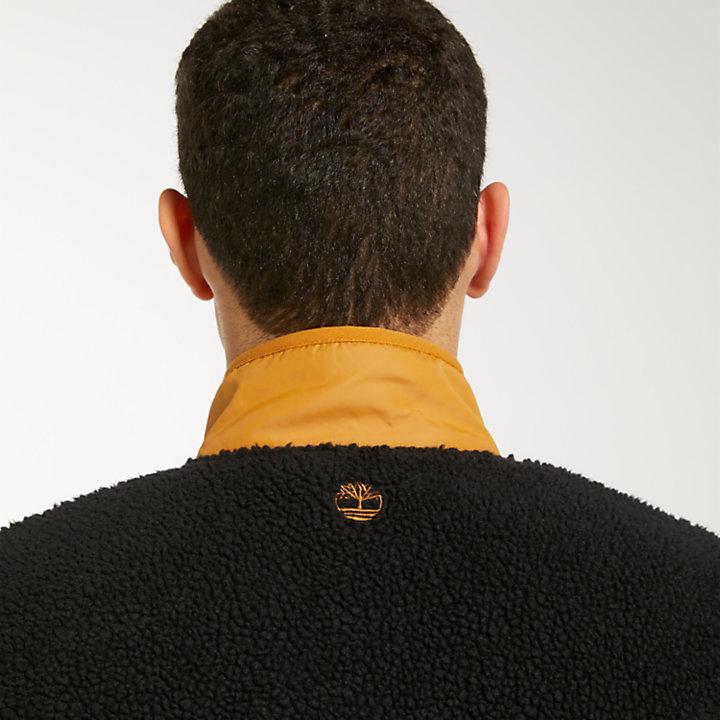 Men's Sherpa Fleece Jacket-