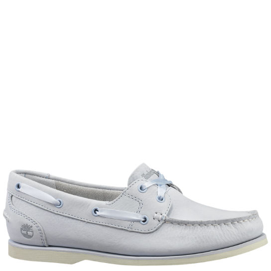 Women's Classic Unlined Boat Shoes