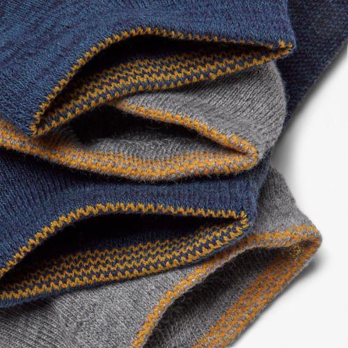 Men's 2-Pack Casual No-Show Socks-