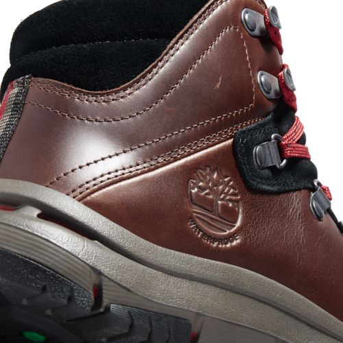 Men's Garrison Field Mid Waterproof Hiking Boots-