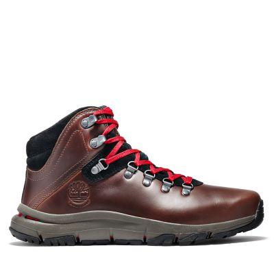 Men's Garrison Field Mid Waterproof Hiking Boots