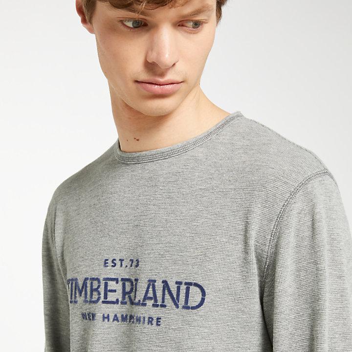 Men's Dyer River Slim Fit Logo Shirt-
