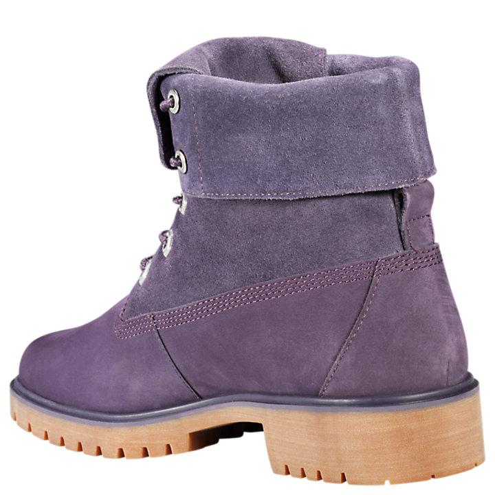 Women's Jayne Suede Fold-Down Boots-